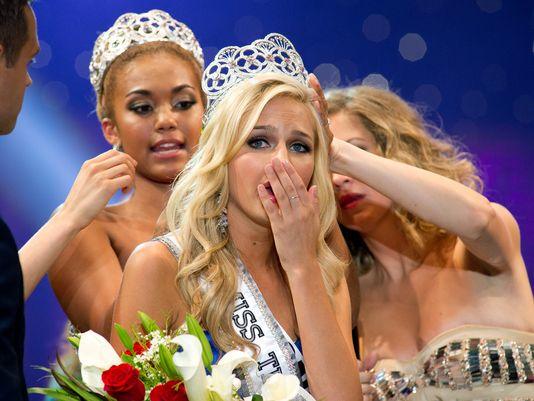 Cassidy Wolf, Miss Teen USA, vítima de Creepware